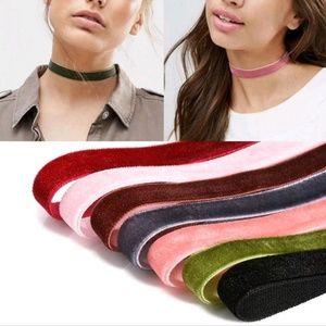 Jewelry - 🎀3/$22🎀 Multicolored Choker Bundle ♡